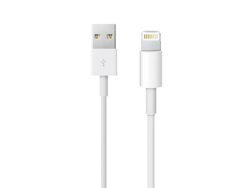کابل usb به لایتنینگ مدل (Lightning To Usb Cable (1m